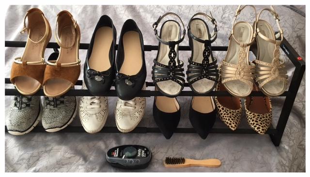 2017-09-17d Summer capsule, shoes