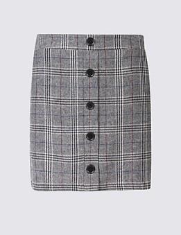 2017-12-17 Grey skirt