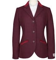 Jacket - Gerry Weber, burgundy